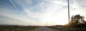 Nevada open road